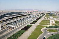 چهار پرواز خارجی در فرودگاه مهرآباد بر زمین نشست