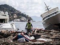 ۱۱کشته در شدیدترین طوفان ۹۰۰سال اخیرِ ونیز