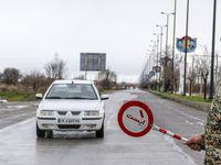 آخرین وضعیت تردد در راهها