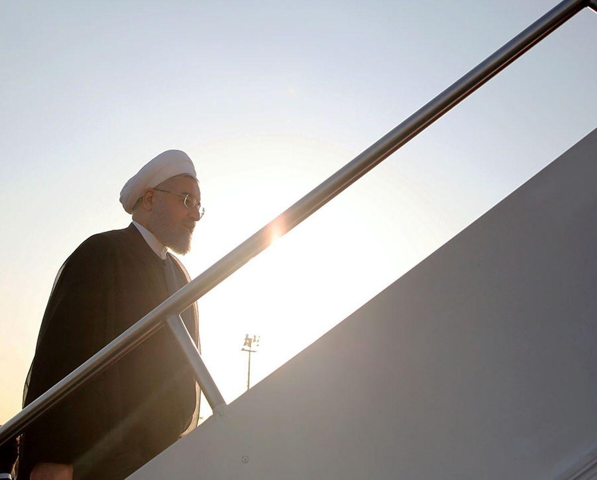 رئیس جمهوری پنج شنبه به هند سفر میکند