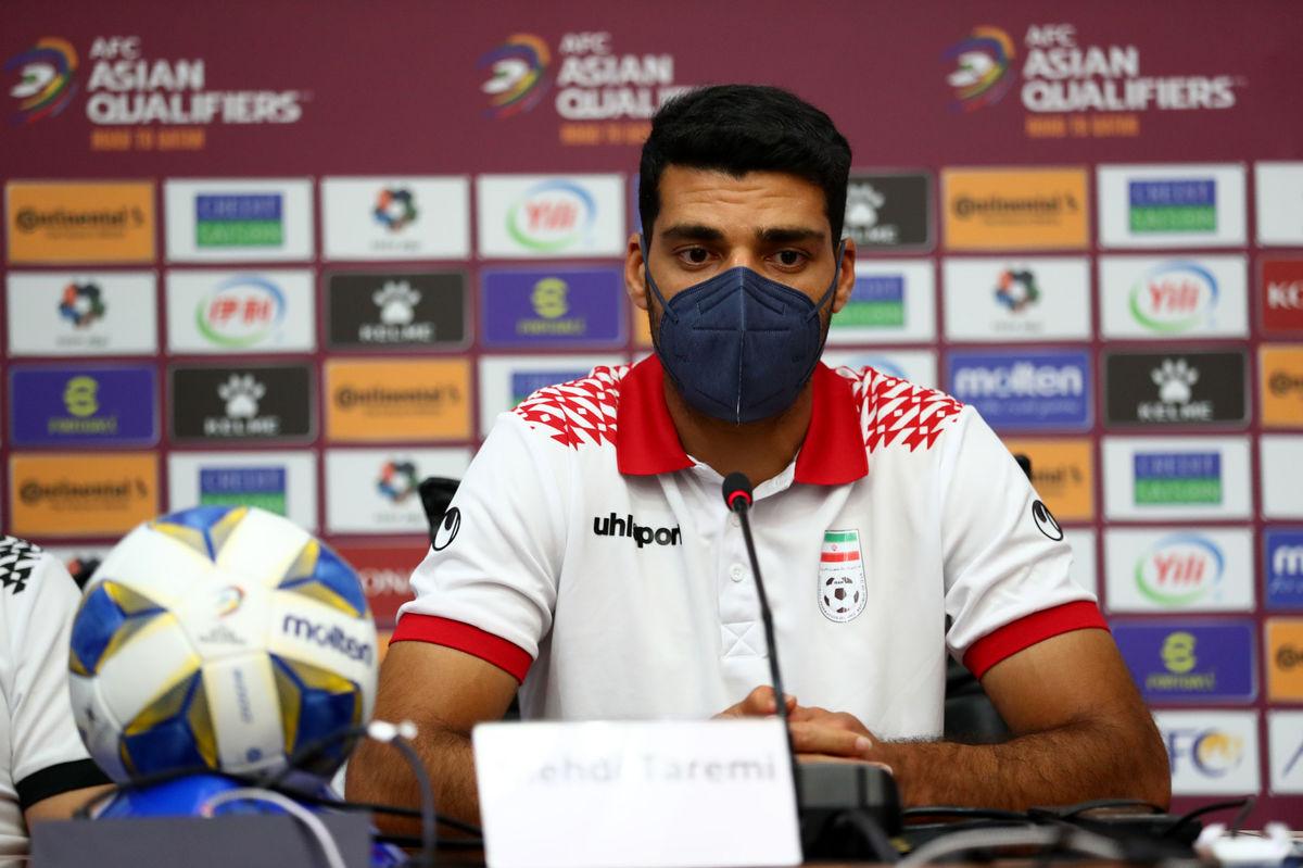 طارمی: سوریه از ما شناخت دارد / شرایط تیم ملی خوب نیست