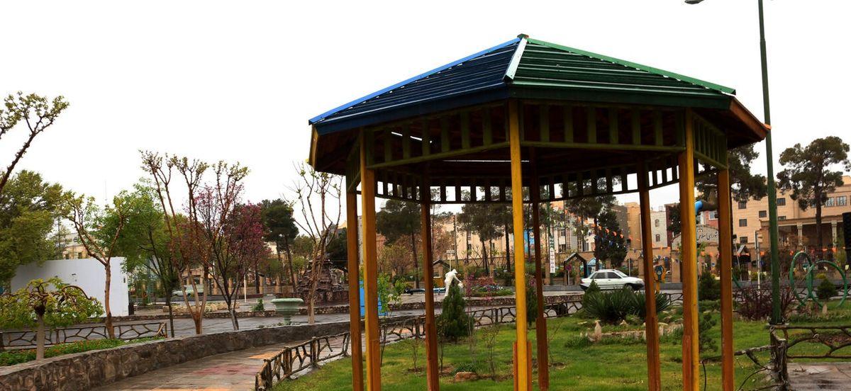 بوستان های تهران تعطیل نیست