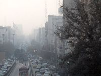 تشکیل کارگروه آلودگی هوای استان تهران