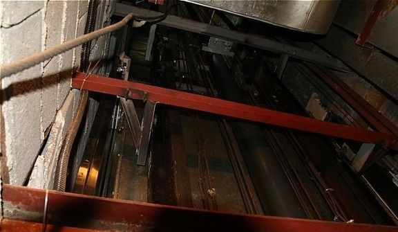 سقوط آسانسور با 4کشته