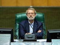 نظر مجلس با چند پیامک تهدیدآمیز تغییر نمیکند