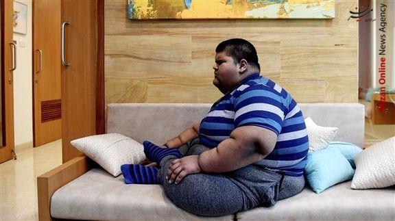 چاقی خطر ابتلا به کرونا را افزایش میدهد؟