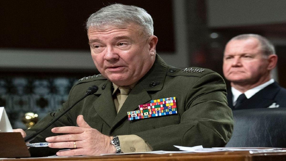 ادعای رییس سنتکام: ژانویه۲۰۲۰ در آستانه جنگ با ایران بودیم