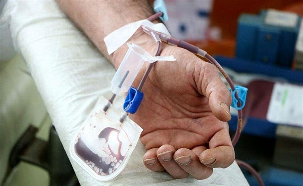 ساعات پذیرش اهدا کنندگان خون در شبهای قدر