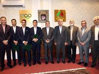 تقدیر از تیم داوری ایران در جام جهانی +عکس