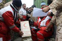 عیدانه زلزلهزدگان قطور