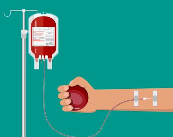 کرونا باعث مراجعه کمتر اهداکنندگان خون شده است