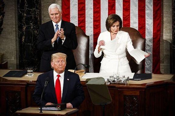 ترامپ در سخنرانی سالانه خود درباره ایران چه گفت؟