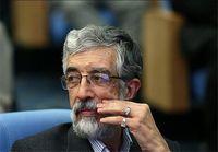 خاطرهگویی حداد عادل از احمدینژاد