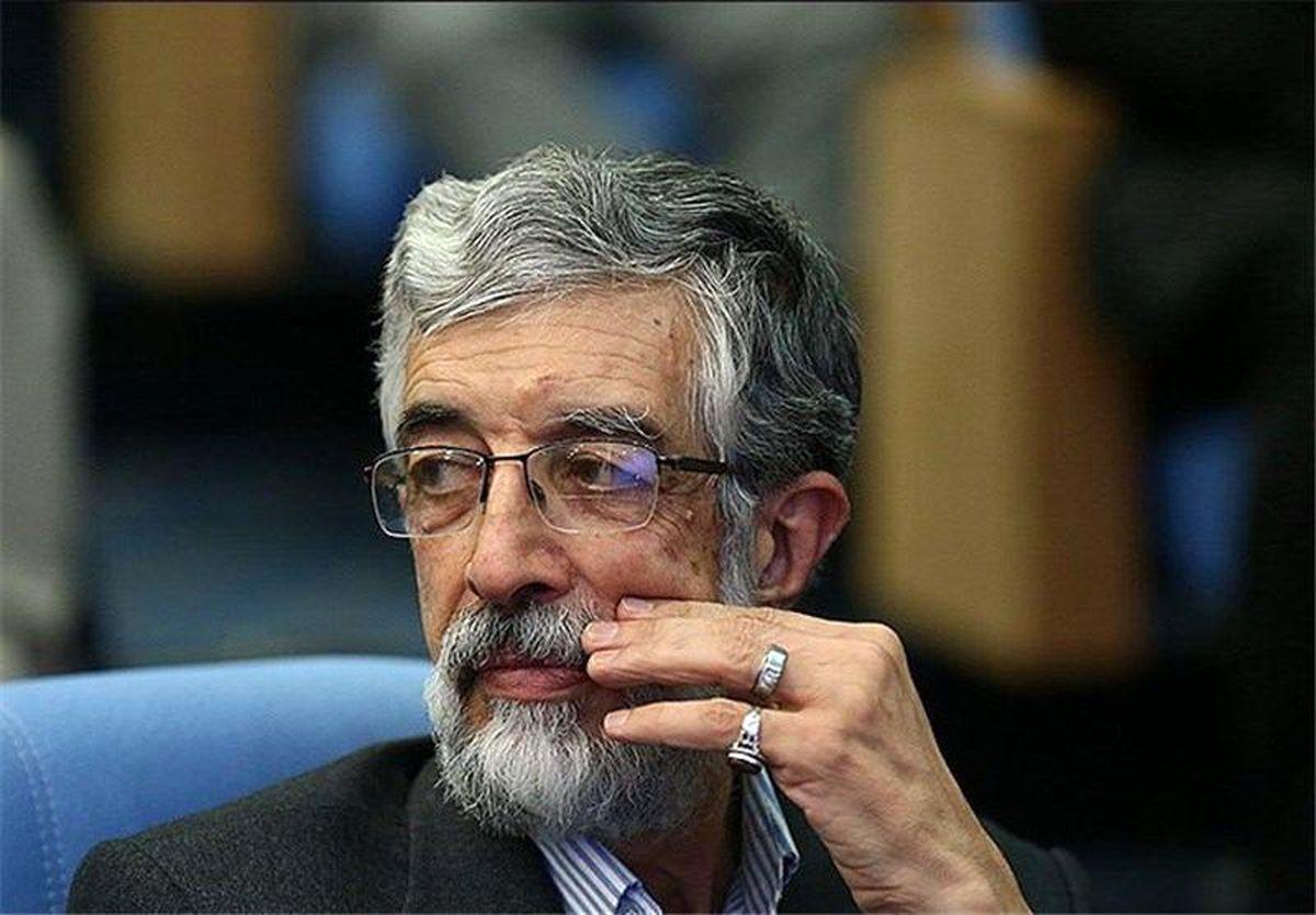 بیانیه حداد عادل در حمایت از رییسی
