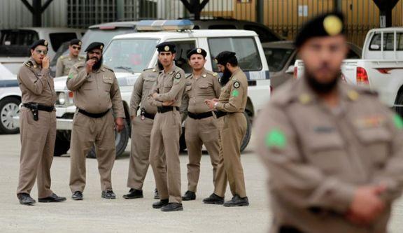 حمله به یک مرکز امنیتی در عربستان