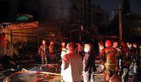 علت برخورد نکردن با مسئولان درمانگاه سینا اطهر با توجه به اخطار آتشنشانی