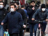 ترس از کرونا در خیابانهای رشت +تصاویر