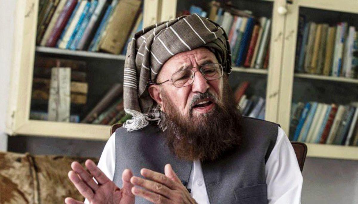 پدر معنوی طالبان ترور شد