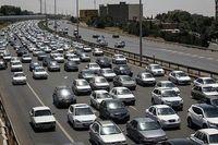 ترددهای جادهای در نوروز، ۹۳درصد افزایش داشت