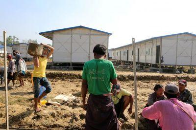 بازگشت اولین خانواده روهینگیایی به میانمار