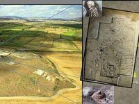 کشف ویرانههای کاخ هخامنشیان در ترکیه +تصاویر