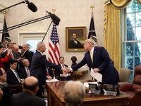 ترامپ خبر توافق با چین را جعلی خواند