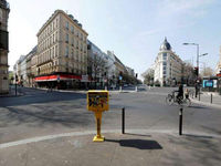 فرانسه ۲۷درصد از فعالیتهای اقتصادی خود را از دست داد
