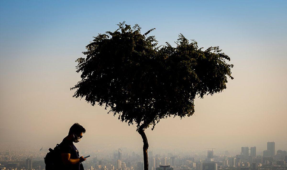 آلودگی هوا منجر به تعطیلی پارکها شد