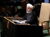 سخنرانی روحانی در سازمان ملل روز دوم در نیویورک +عکس