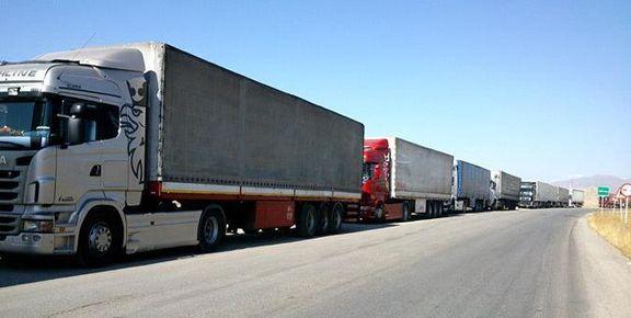 بخشنامه جدید برای رانندگان کامیونهای ترانزیتی