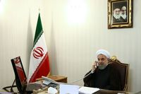 روحانی با وزیر بهداشت گفتگو کرد