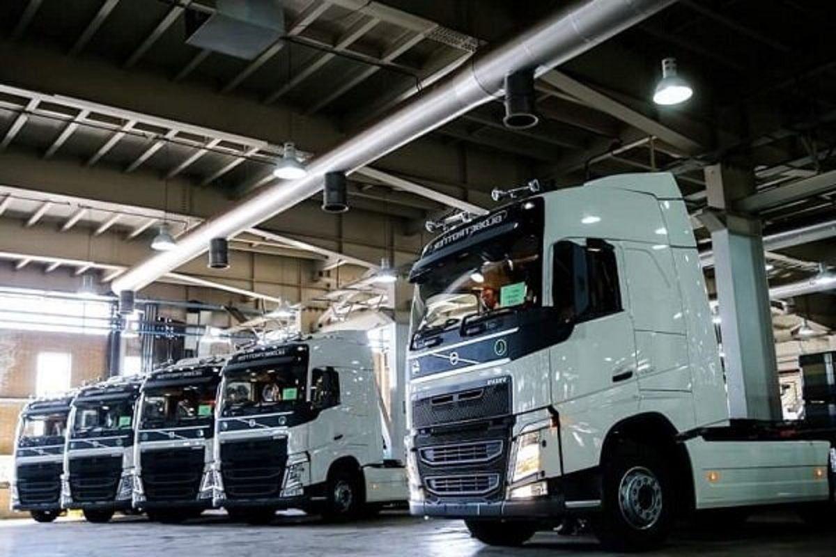 جزئیات نوسازی کامیونهای فرسوده