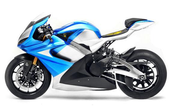 بهترین موتورسیکلتهای برقی در جهان +تصاویر