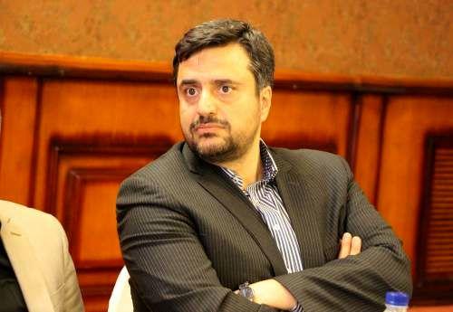 نادری، «مدیرعامل شرکت ملی فولاد ایران» شد