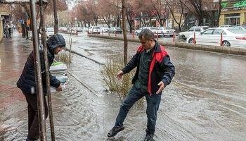 رعدوبرق و سیلاب از عصر امروز در انتظار ۵استان کشور