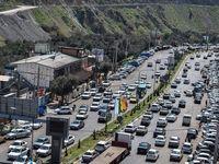 ترافیک پرحجم در ۱۱ محور مواصلاتی