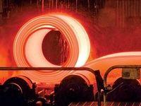 تولید بیش از ۷ میلیون تن فولاد در سال گذشته