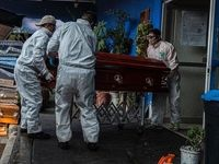 تصاویری از روزهای کرونایی در مکزیک