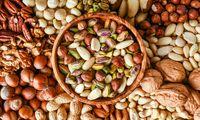 6مغز دانه برای کاهش وزن