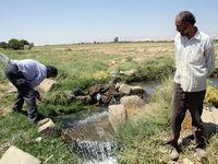 میزان مصرف آب در بخش کشاورزی نهایتا ۷۰درصد است