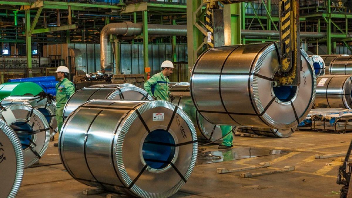 تولید فولاد افزایش ۳میلیون تنی داشت