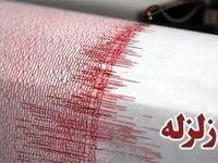 زلزله ۴.۱ ریشتری فاریاب کرمان