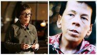 زنی که برنده جایزه بهترین بازیگر مرد اسکار شد +تصاویر