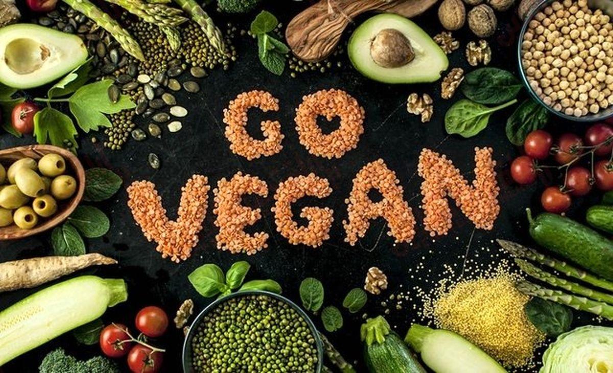 ۶ مزیت گیاهخواری یا به اصطلاح (وگان)