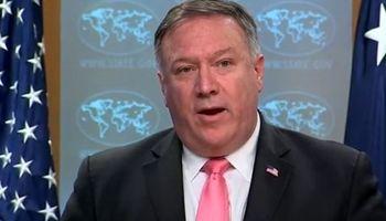 پامپئو: خواهان جنگ با ایران نیستیم