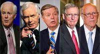 استقبال سناتورهای جمهوریخواه از عقب نشینی ترامپ