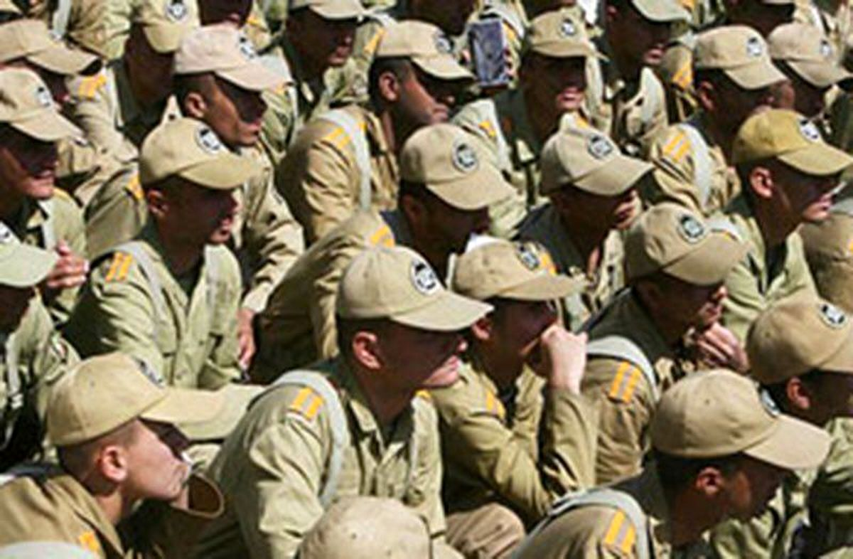 خبر جدید در مورد جریمه ریالی سربازی