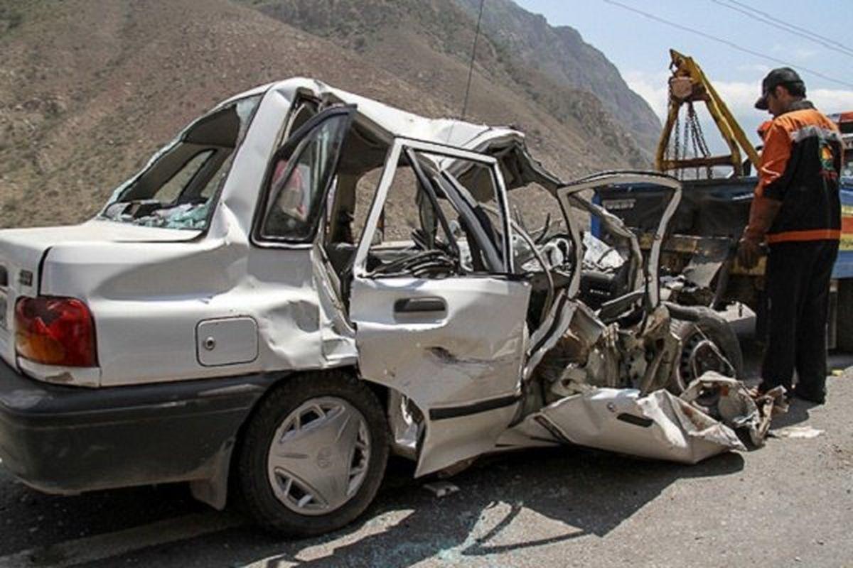 مهمترین توصیهها هنگام حوادث جادهای 