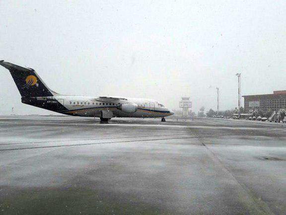 یک سوم پروازهای فرودگاه مهرآباد در آبان ماه تاخیر داشت