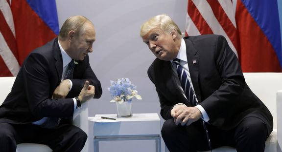 خودروی تشریفات پوتین قویتر است یا ترامپ؟ +تصاویر